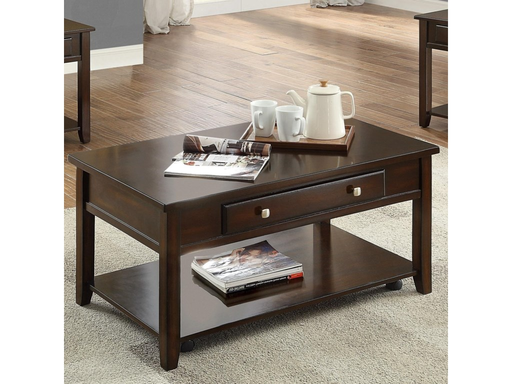 Lift Top Coffee Table Set 3