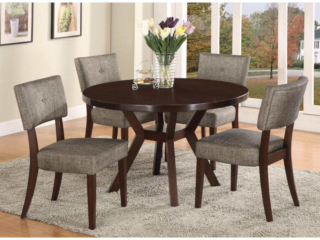 Shown with Coordinating Round Dining Table