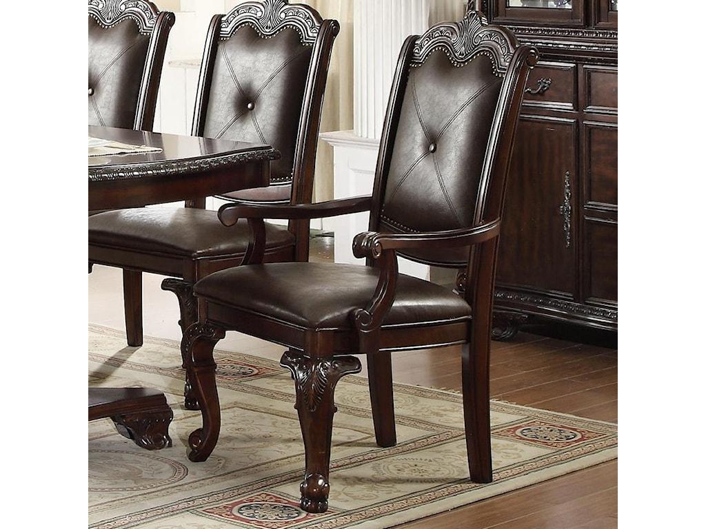 Crown Mark KieraArm Chair