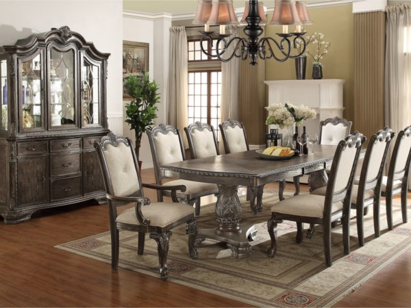 Belfort Essentials Kiera Formal Dining Room Group