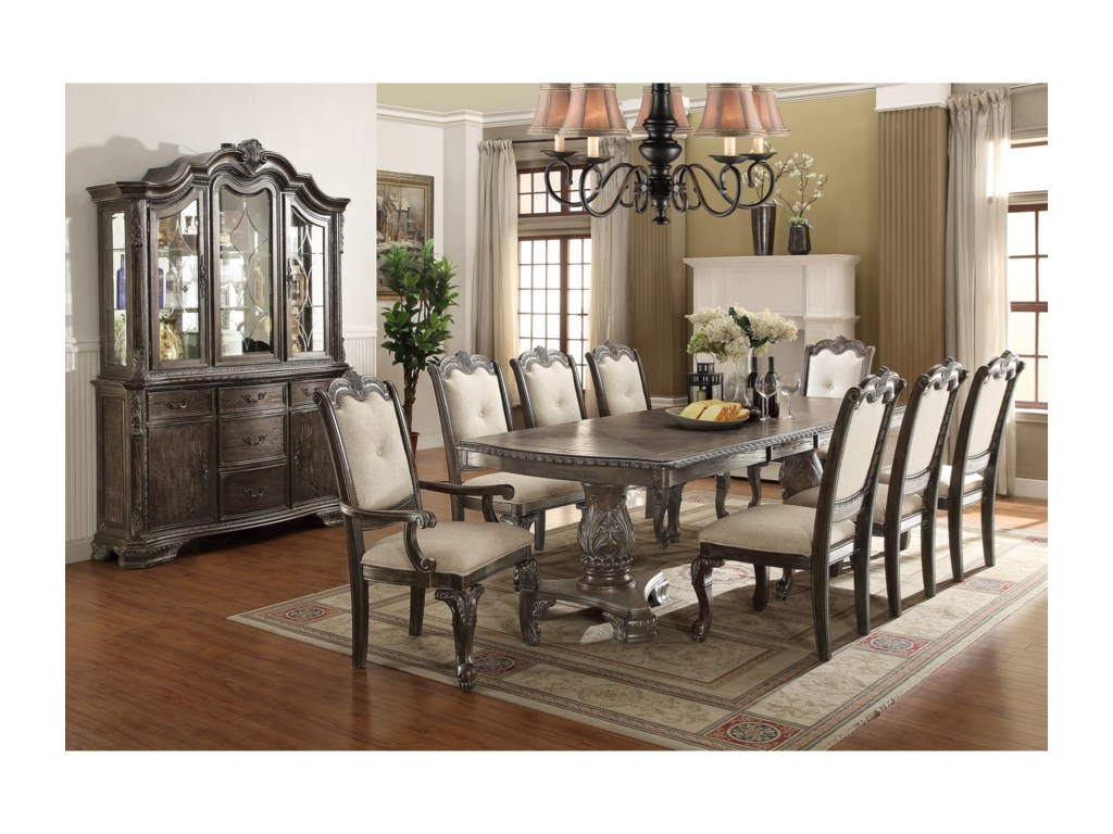 Crown Mark KieraFormal Dining Room Group