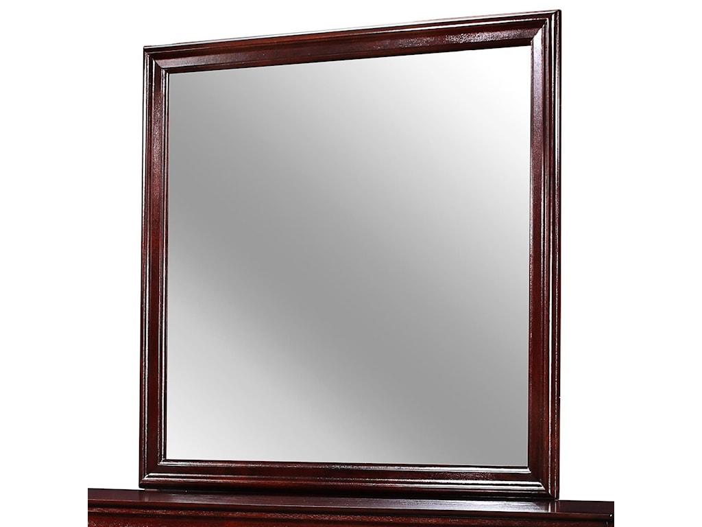 Crown Mark Louis PhilipDresser Mirror