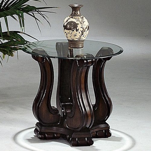 Crown Mark Madison End Table