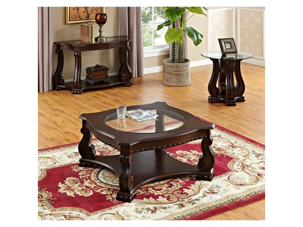 Del Sol CM MadisonEnd Table