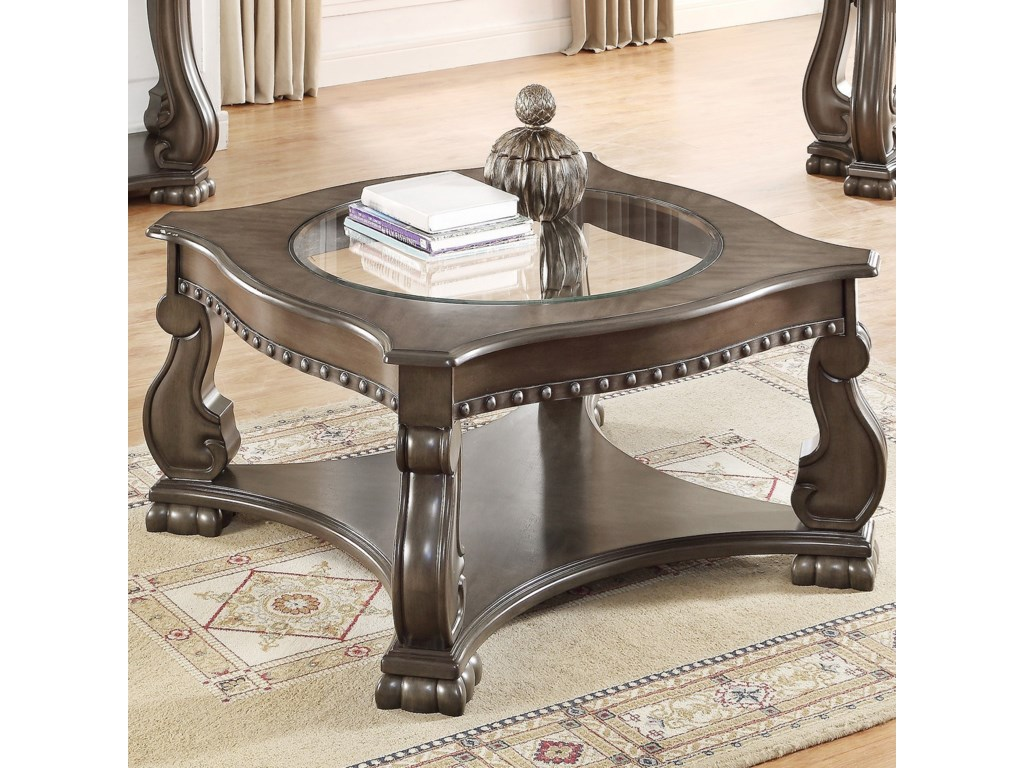 Crown Mark MadisonCoffee Table