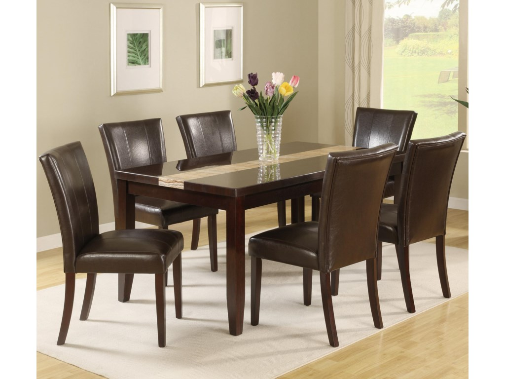 Shown with Coordinating Side Chairs