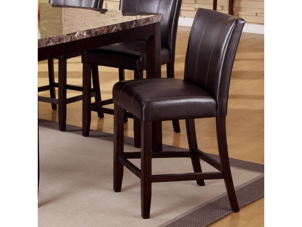 Crown Mark Madrid & FerraraUpholstered Counter Height Chair