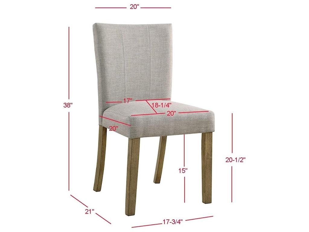 Crown Mark MikeSide Chair
