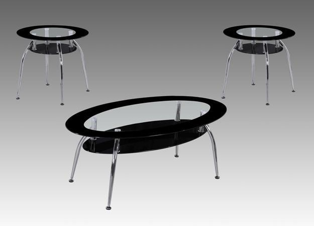 Crown Mark MilaOccasional Table Group