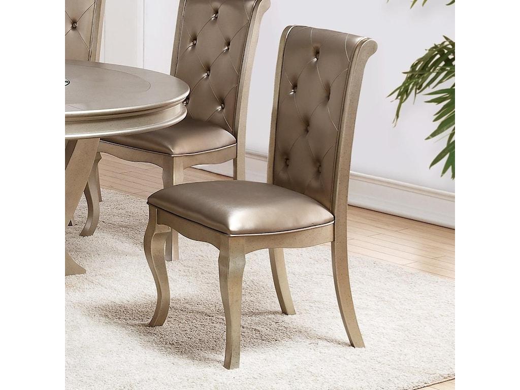 Crown Mark MinaSide Chair