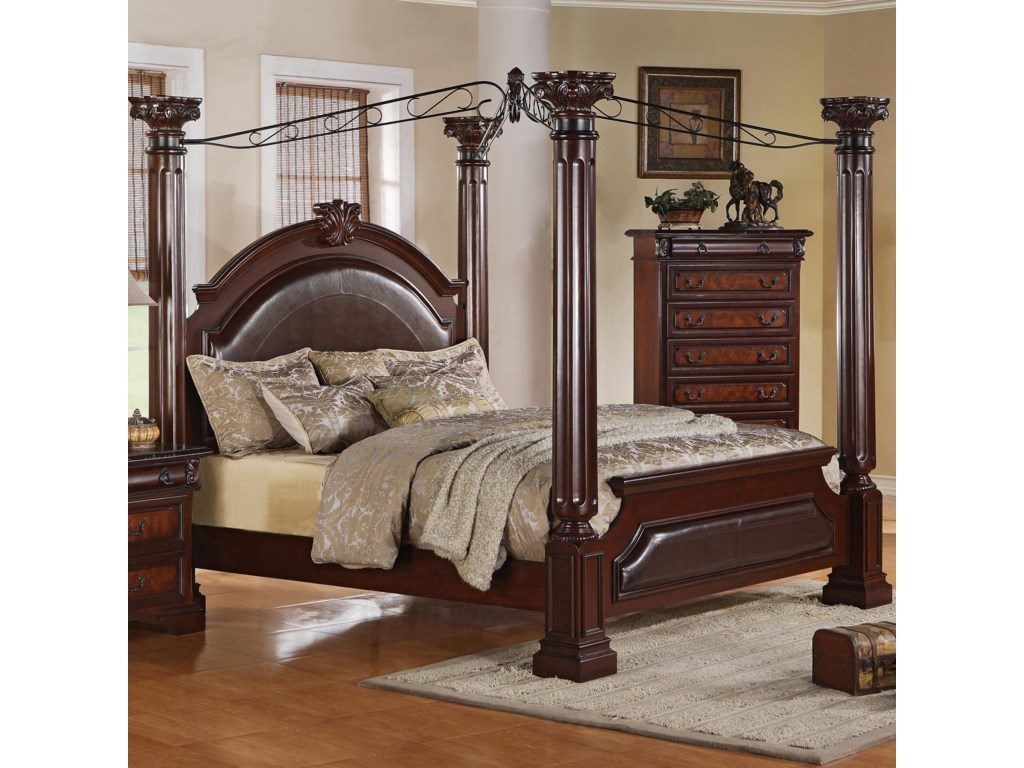 poster bed worcester products estella beds king boston liberty b number rotmans furniture item