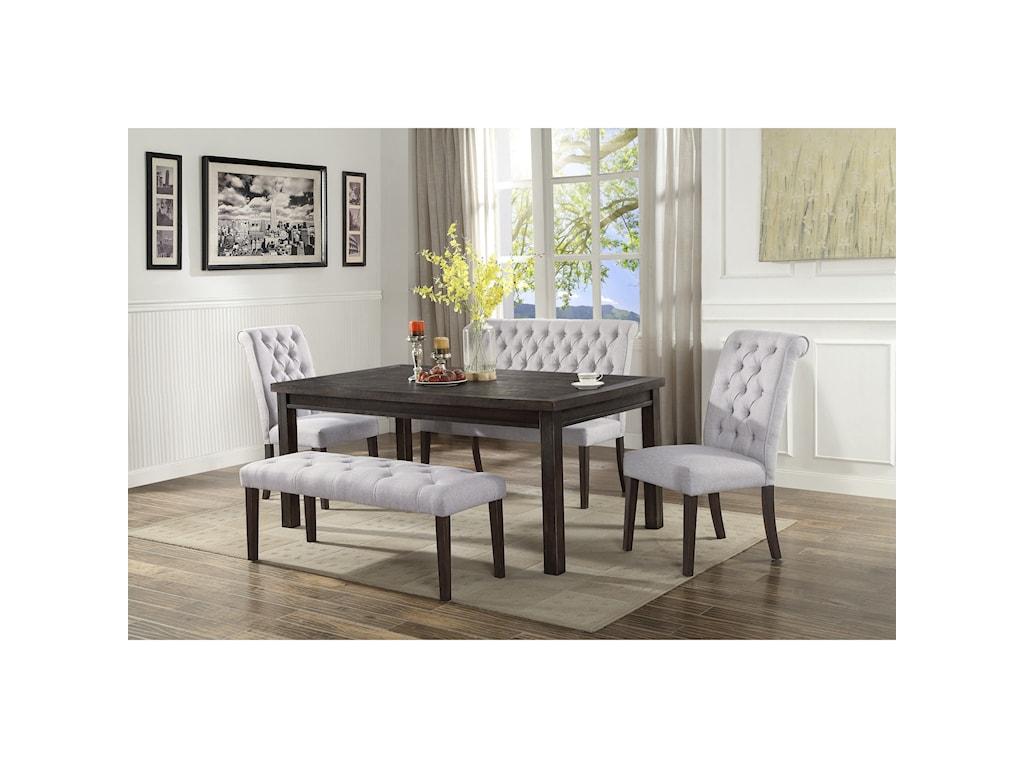 Belfort Essentials Palmer DiningDining Table