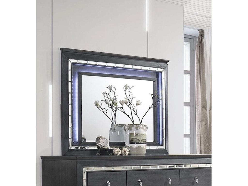 Crown Mark PerinaDresser Mirror