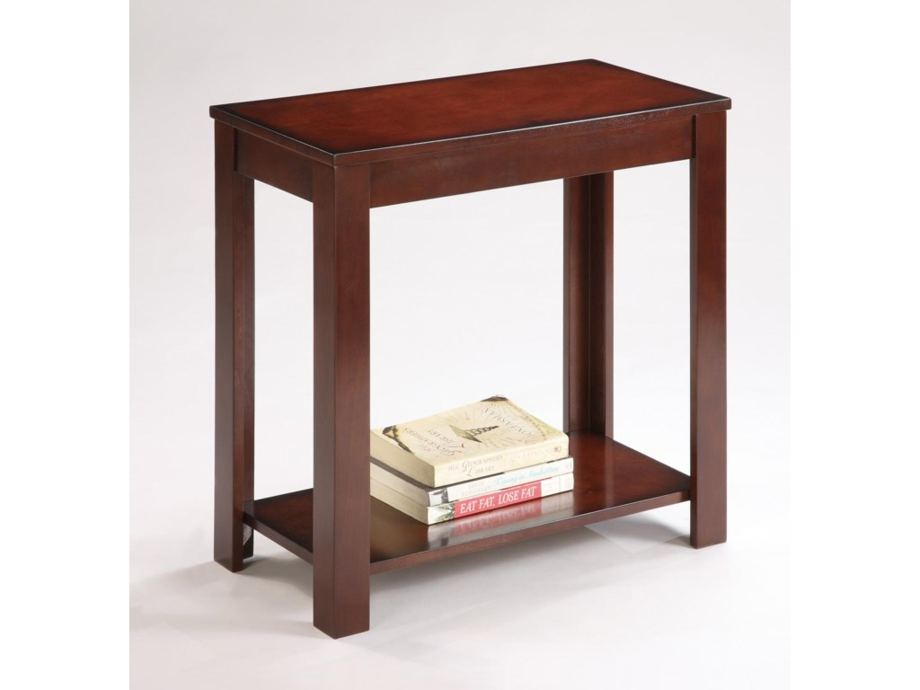 Crown Mark PierceChairside Table