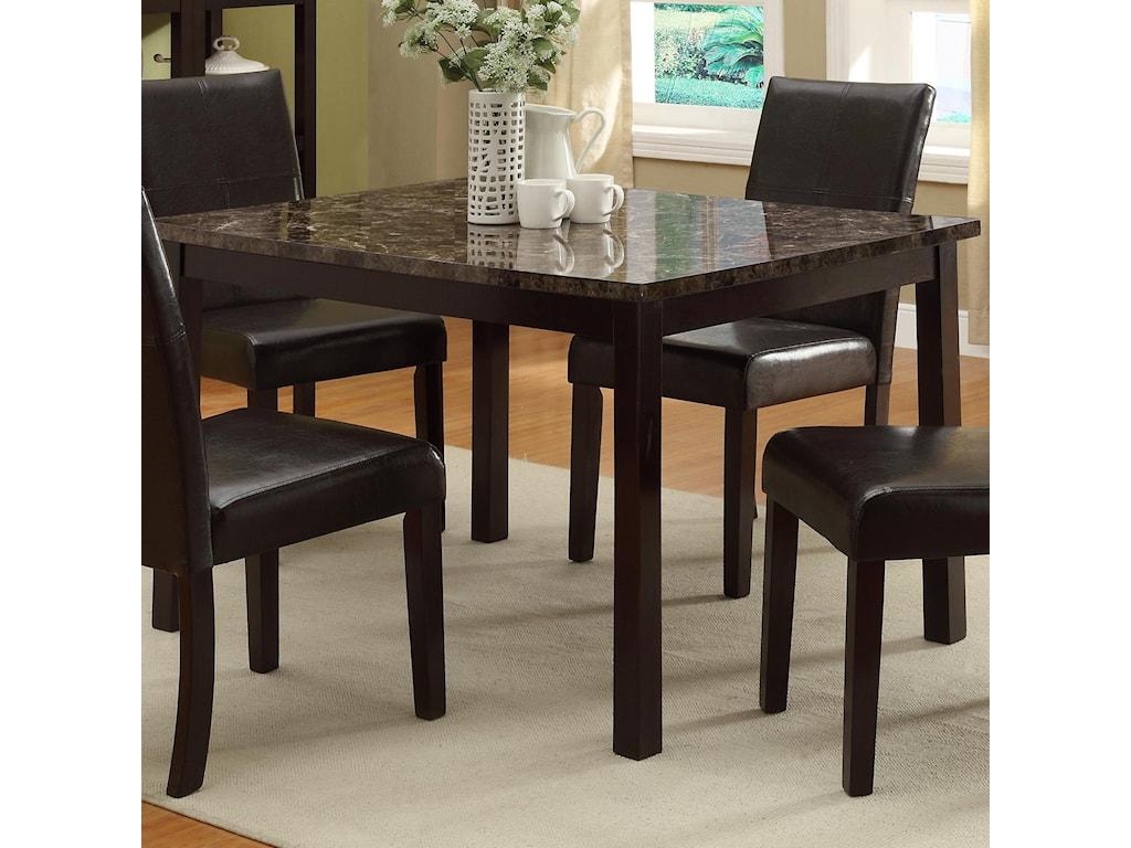 CM Pompei5 Piece Table & Chair Set