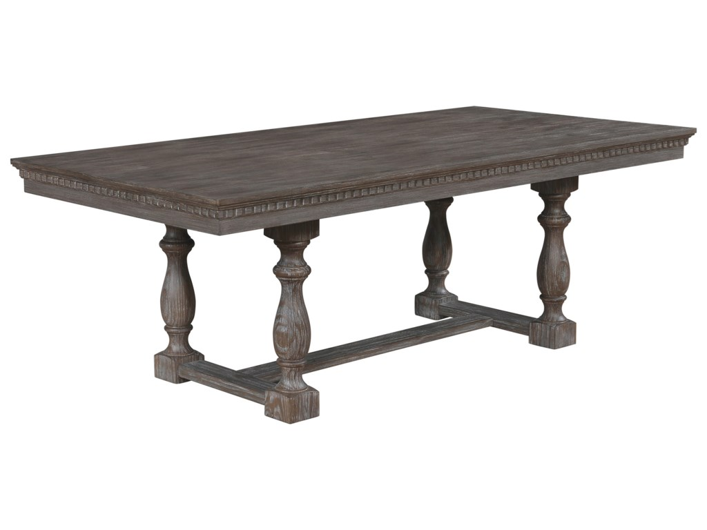 Crown Mark RegentRectangular Dining Room Table