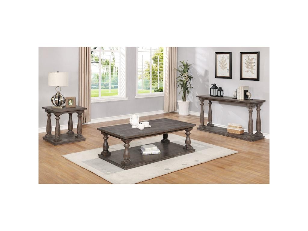 Crown Mark RegentEnd Table