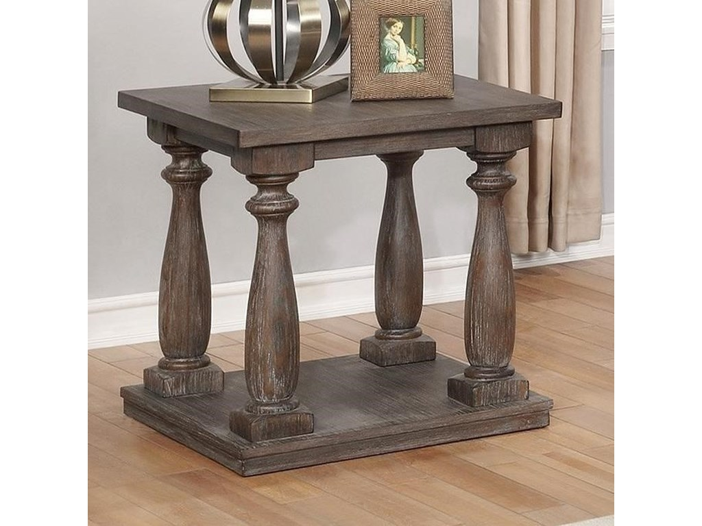 Crown Mark RegentEnd Table