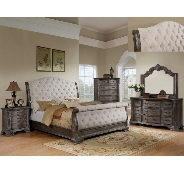 Crown Mark SheffieldQueen Bedroom Group