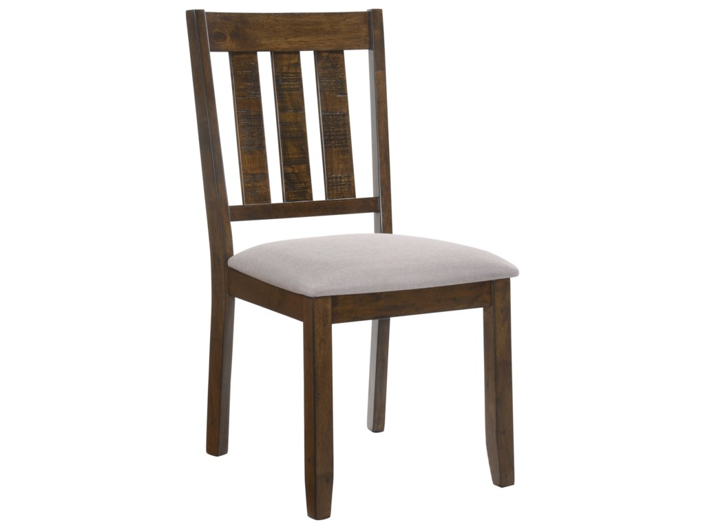 Crown Mark Juno7 Piece Table and Chair Set