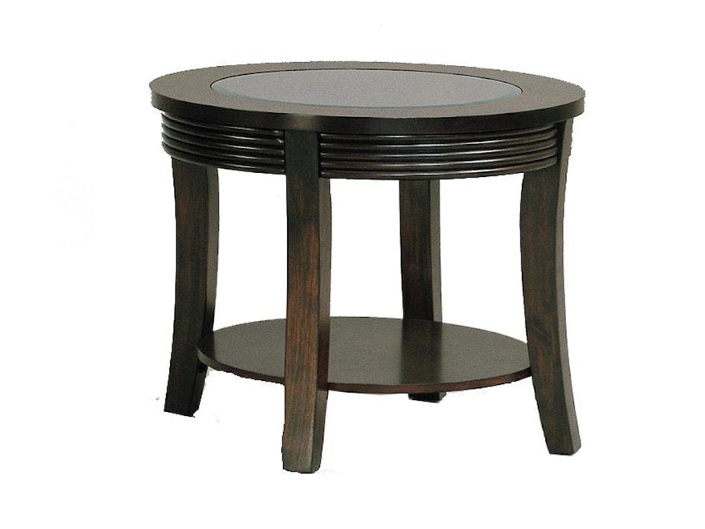 Crown Mark SimoneEnd Table