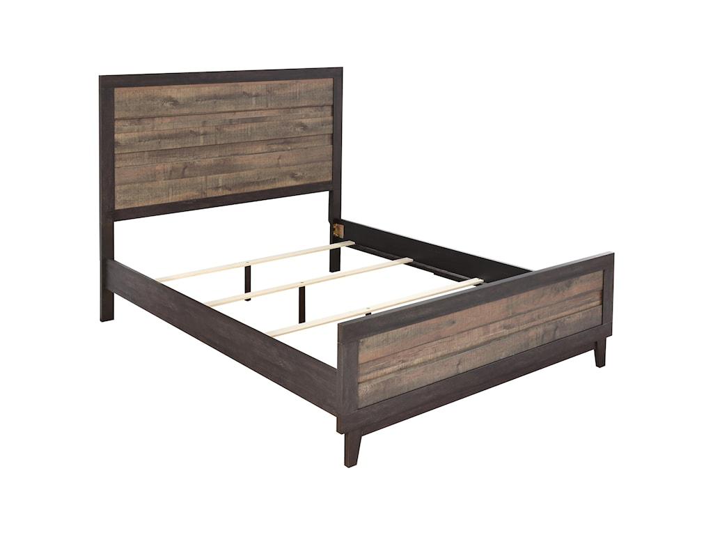 Crown Mark TacomaFull Headboard and Footboard Bed