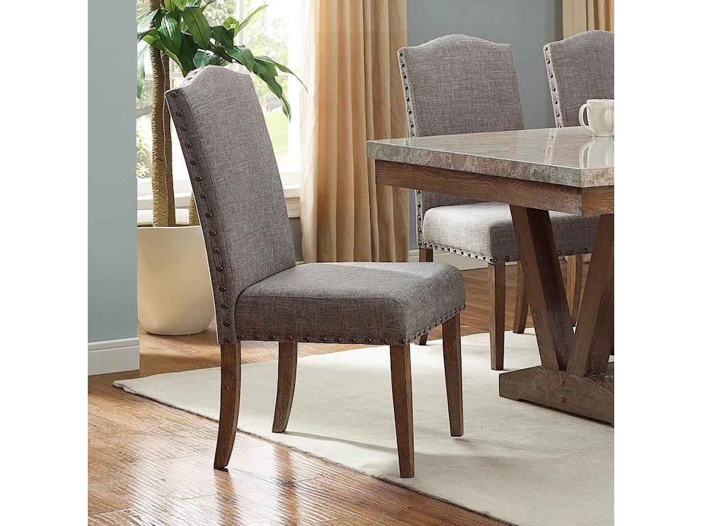 Crown Mark Vesper DiningSide Chair