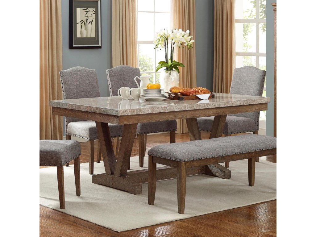 Crown Mark Vesper DiningDining Table