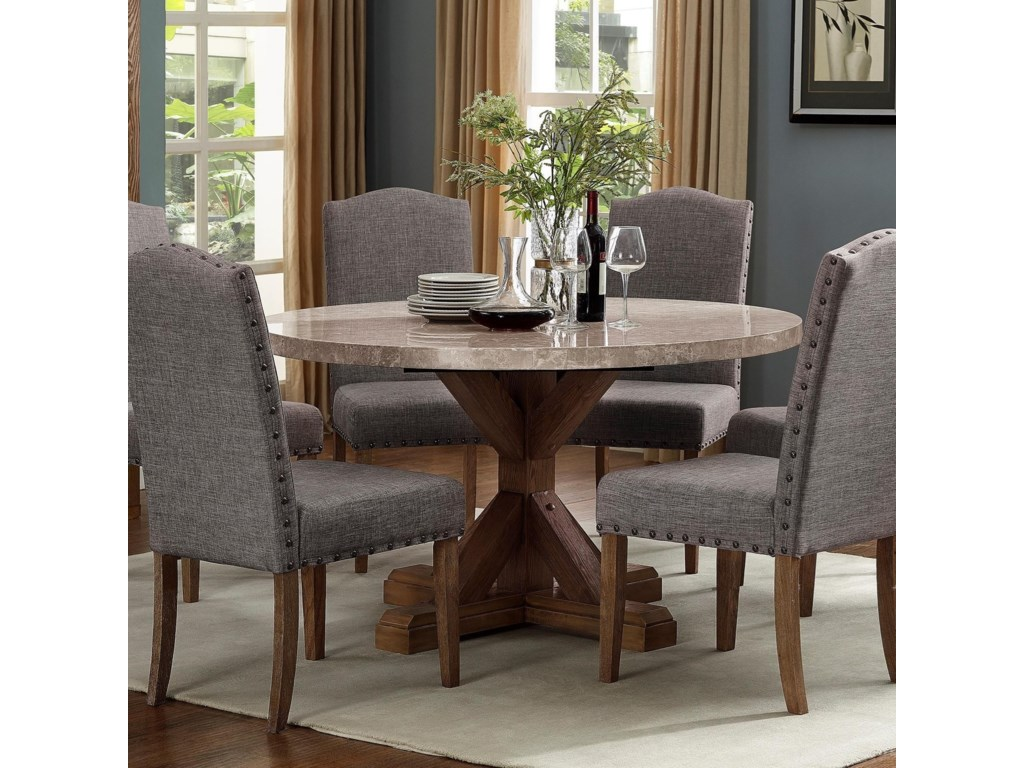 Vesper Dining Round Table