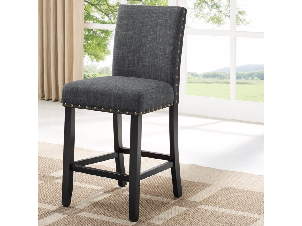 Crown Mark WallaceCounter Height Chair