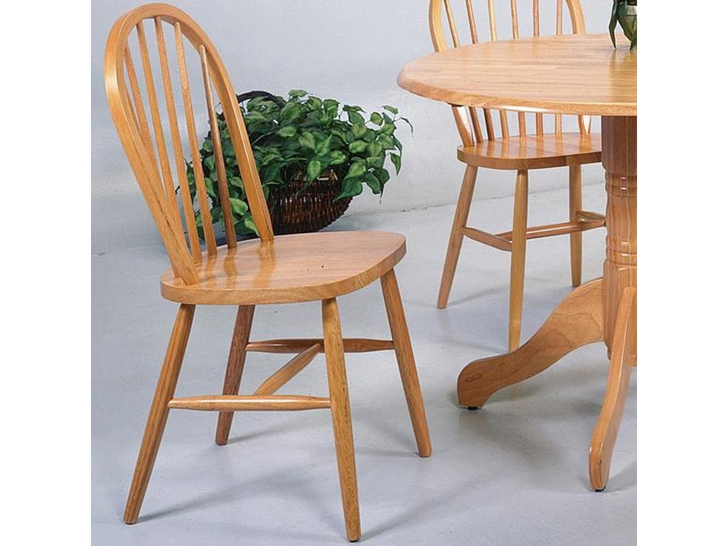 Crown Mark Windsor SolidDining Side Chair