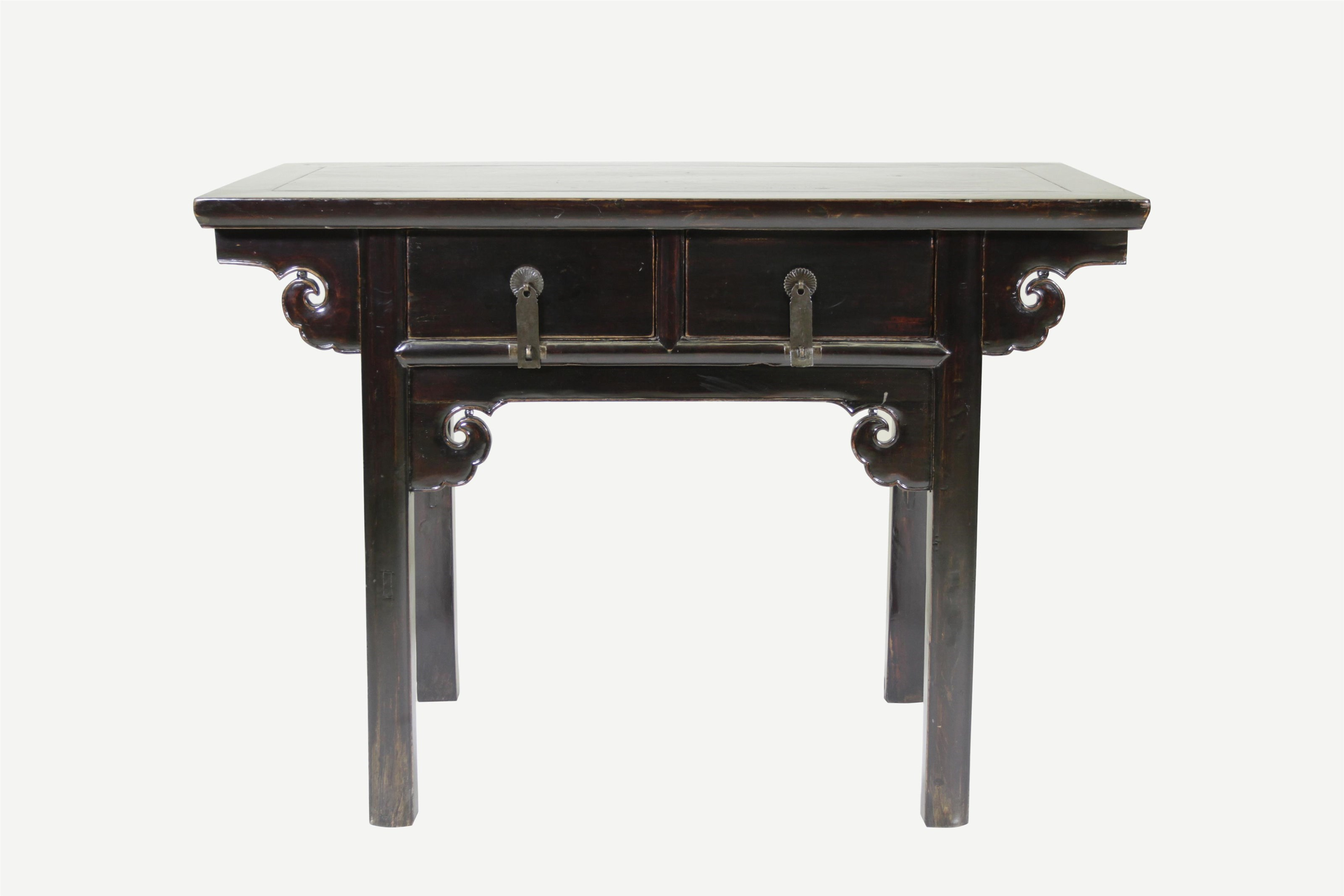 C.S. Wo U0026 Sons Antiques Altar Table ...
