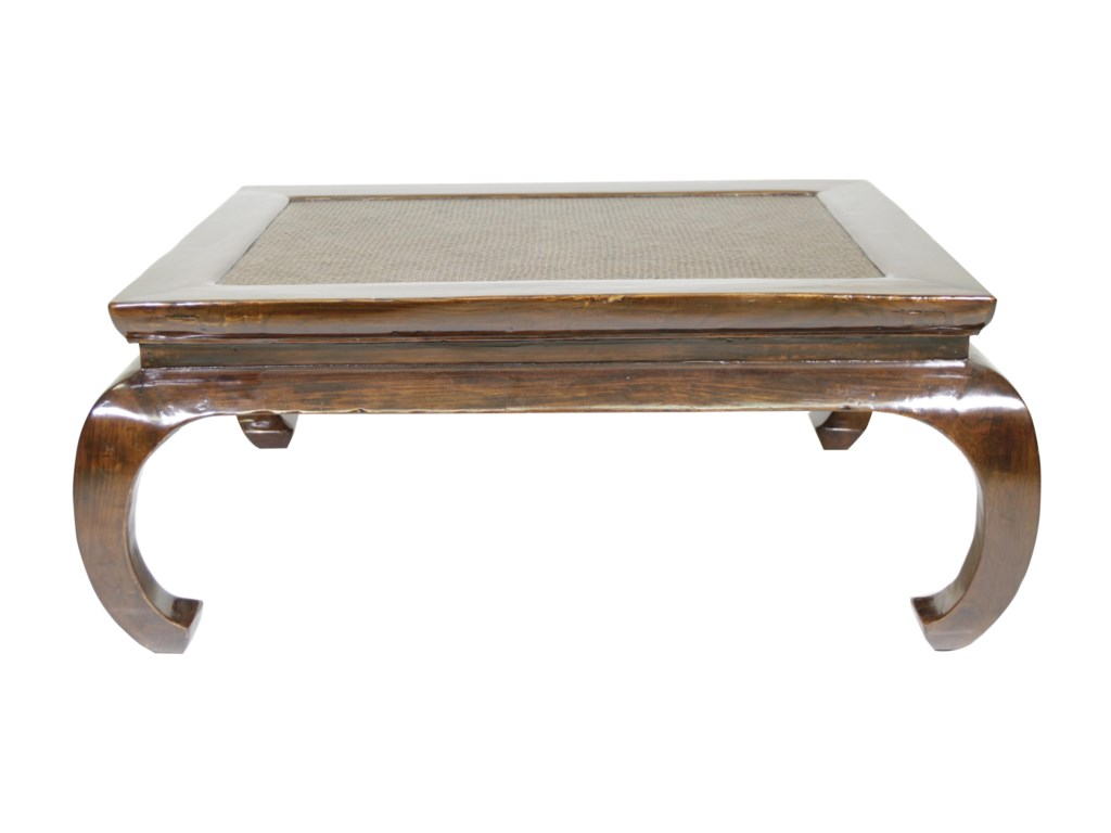 C.S. Wo & Sons Antiques  Coffee Table