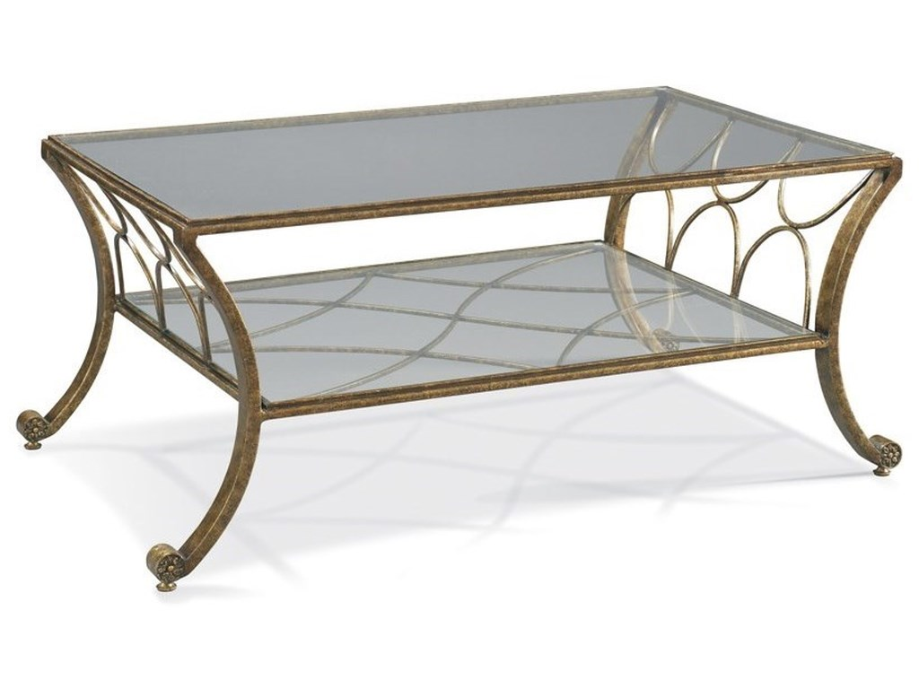 CTH Sherrill Occasional Masterpiece - FairmontCocktail Table