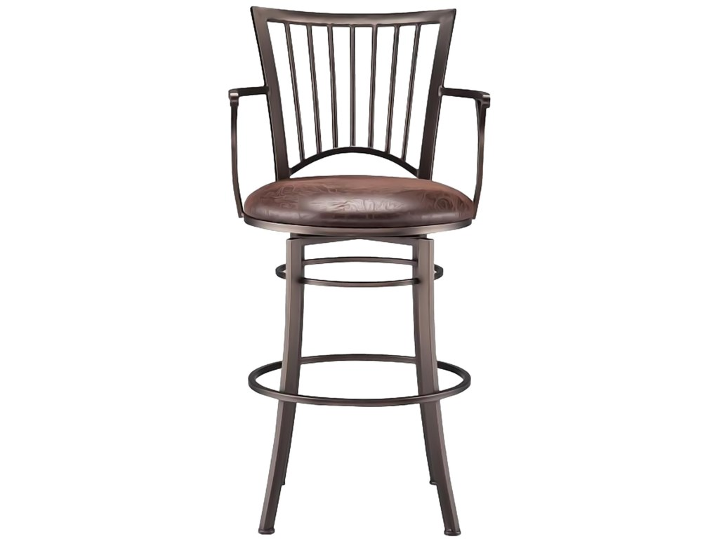 CYM Furniture Bar Stools AccentMorgan Swivel Counter Stool