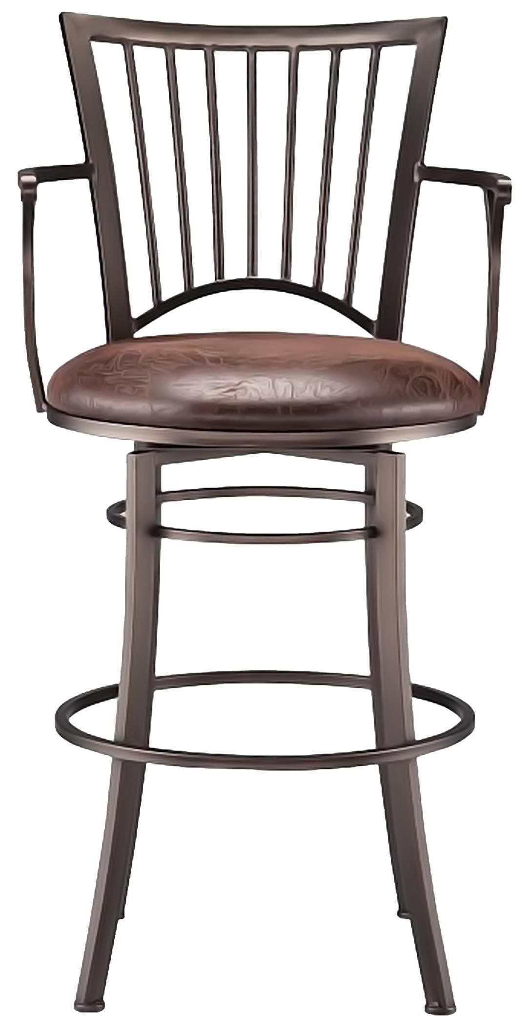 CYM Furniture Bar Stools Accent Morgan Swivel Counter Stool