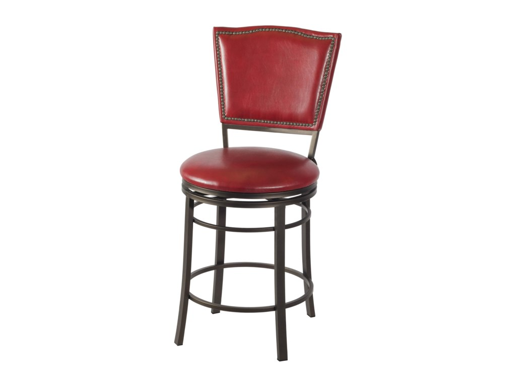 CYM Furniture BarstoolsSamantha Cranberry 30