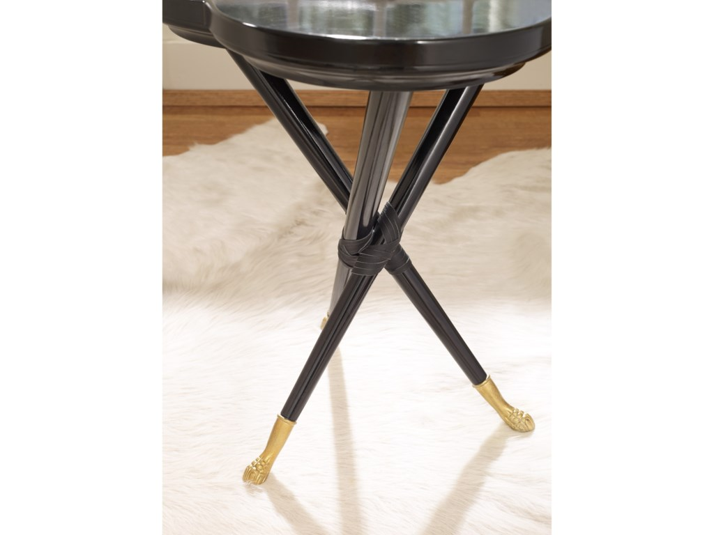 Cynthia Rowley for Hooker Furniture Cynthia Rowley - CuriousLucky Clover Accent Table