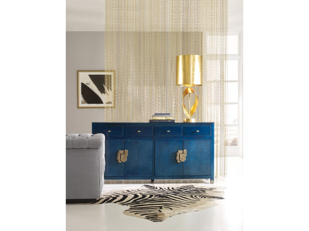 Cynthia Rowley for Hooker Furniture Cynthia Rowley - CuriousCuriosity Credenza