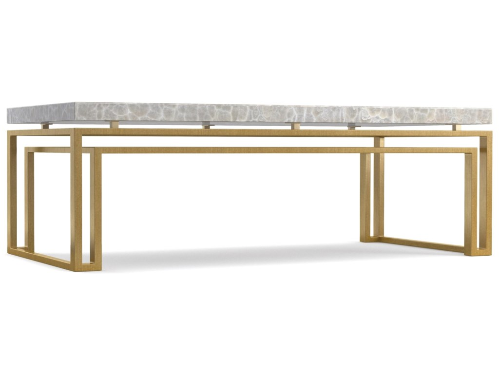 Cynthia Rowley for Hooker Furniture Cynthia Rowley - CuriousSerendipity Rectangle Cocktail Table