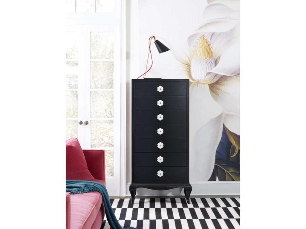 Cynthia Rowley for Hooker Furniture Cynthia Rowley - CuriousBelle Semainier Chest