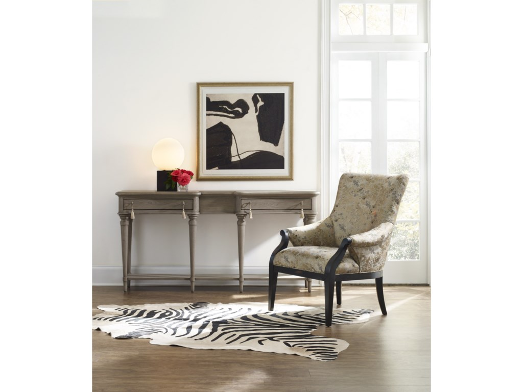 Cynthia Rowley for Hooker Furniture Cynthia Rowley - Curious UpholsteryHenry Exposed Wood