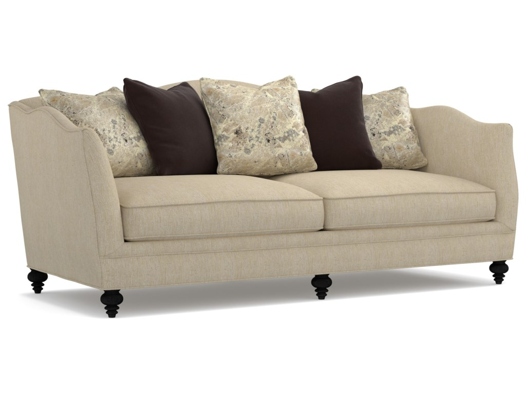 Cynthia Rowley for Hooker Furniture Cynthia Rowley - Curious UpholsteryMuriel 2 Cushion Sofa