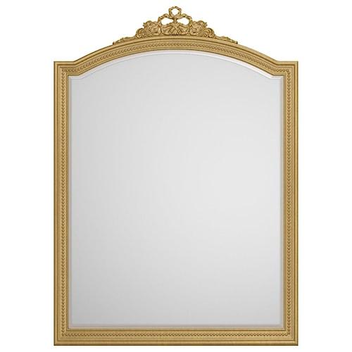 Cynthia Rowley for Hooker Furniture Cynthia Rowley - Pretty Antoinette Gilded Mirror