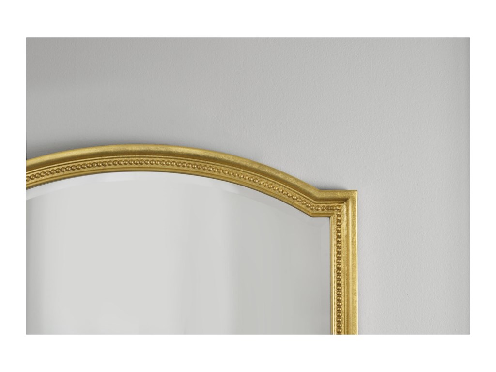 Cynthia Rowley for Hooker Furniture Cynthia Rowley - PrettyAntoinette Gilded Mirror