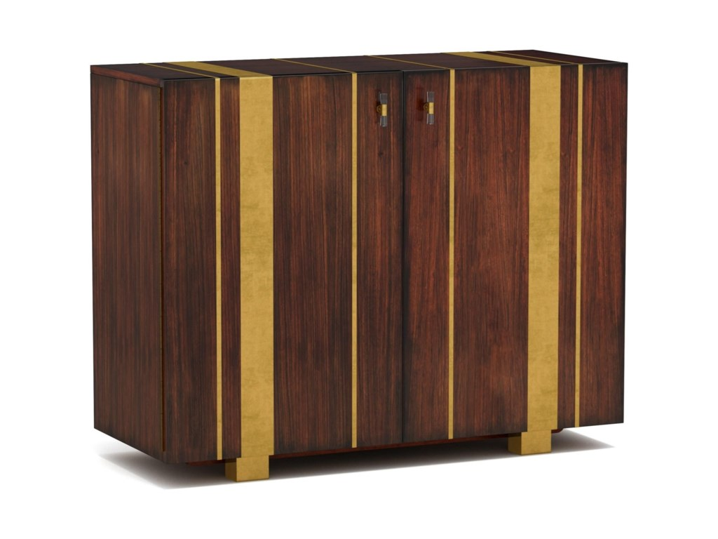 Cynthia Rowley for Hooker Furniture Cynthia Rowley - SportySkippy Bar Cabinet
