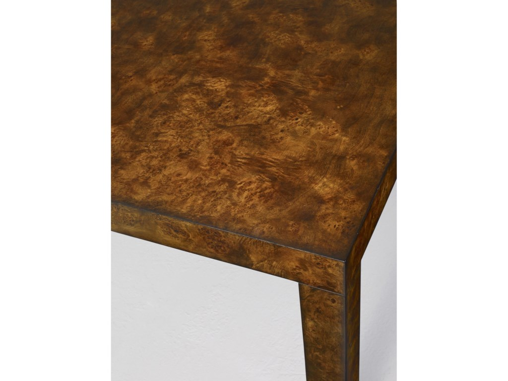 Cynthia Rowley for Hooker Furniture Cynthia Rowley - SportyLong Board Rectangle Dining Table w/ Leaves