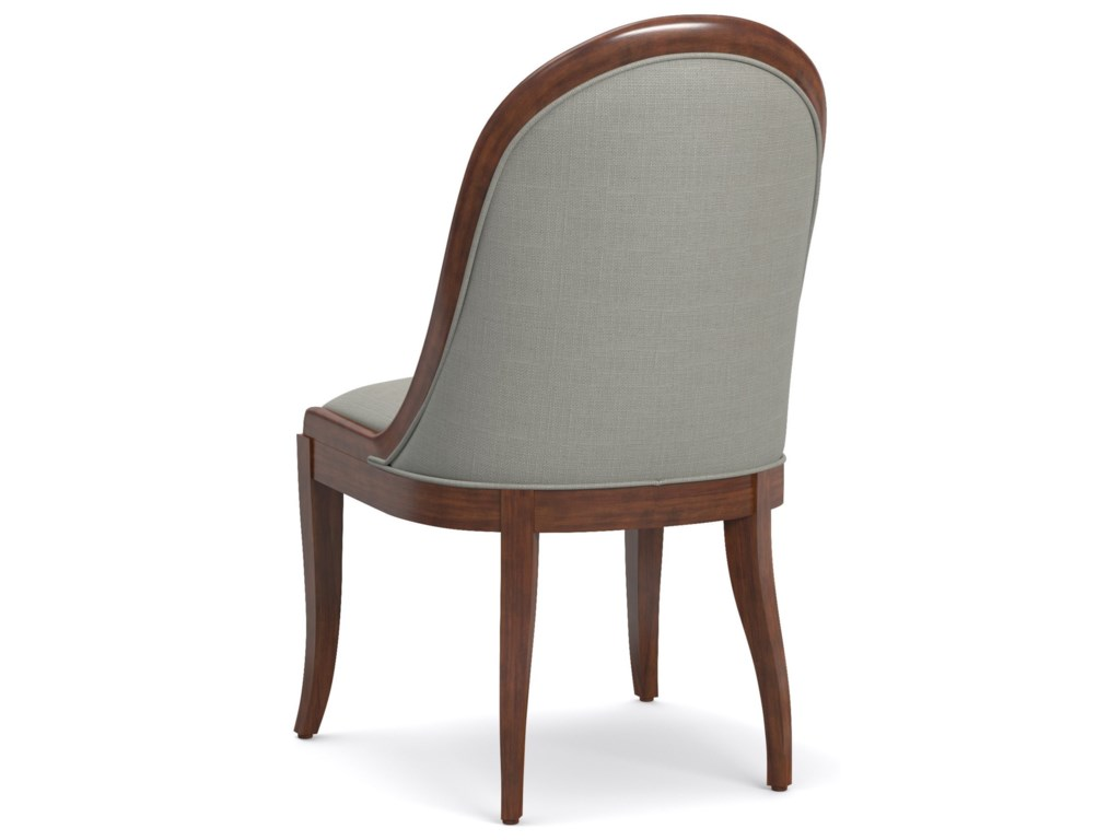 Cynthia Rowley for Hooker Furniture Cynthia Rowley - SportyFront Row Upholstered Sling Back Chair