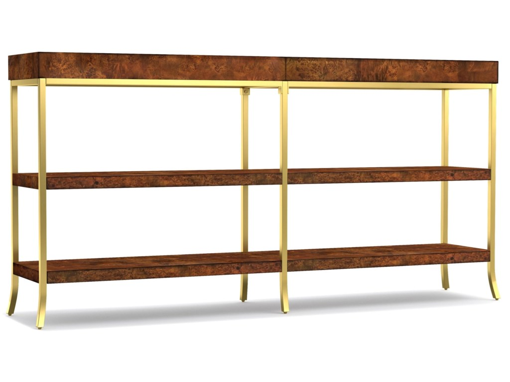 Cynthia Rowley for Hooker Furniture Cynthia Rowley - SportyEpic Console Table