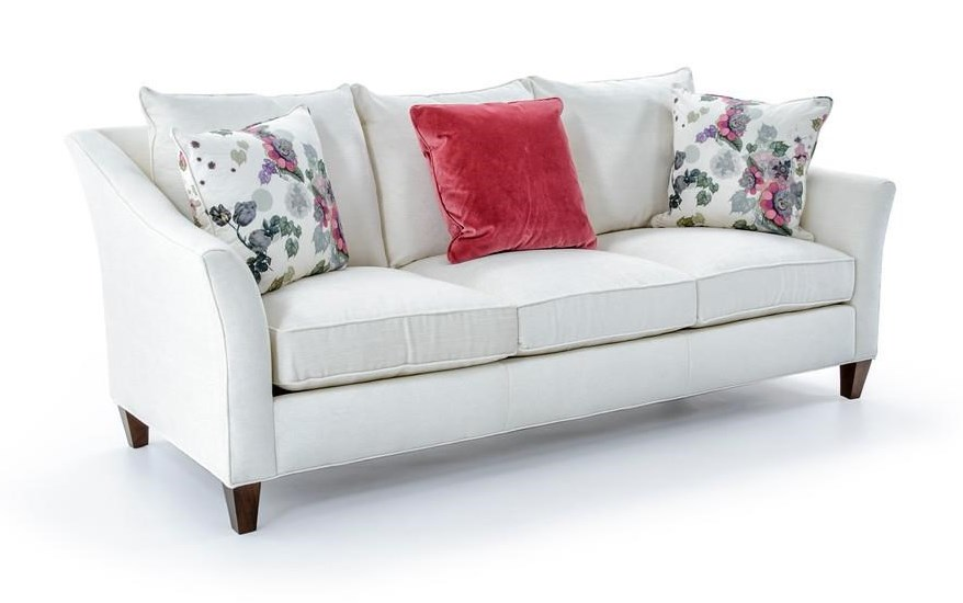 Cynthia Rowley for Hooker Furniture Cynthia Rowley - Sporty UpholsteryMercer 3 over 3 Sofa